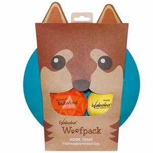 WoofPack Assorted Retrieval Toys