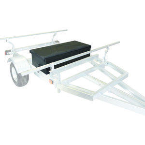MegaSport Storage Drawer with Rollers, Wheels & Hardware