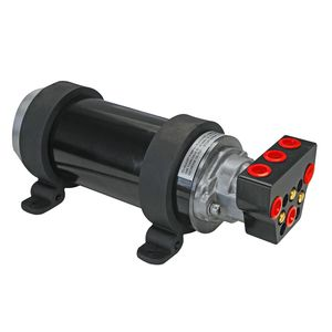1.2 Liter 12V Reversing Hydraulic Adjustable Piston Pump