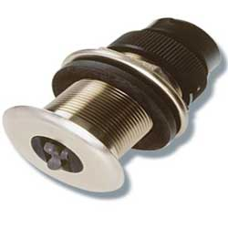 ST800/B120 Bronze Low Profile Through Hull Transducer