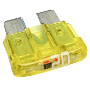 20A ATO SmartGlow Blade Fuses, 5-Pack