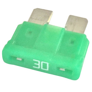 30A ATO Blade Fuses, 5-Pack