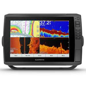 echoMAP Ultra 106sv Fishfinder/Chartplotter Combo with GT54UHD-TM Transducer and BlueChart G3 US Coastal and Inland Charts