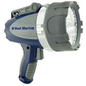 Waterproof 1760-Lumen Rechargeable LED Spotlight