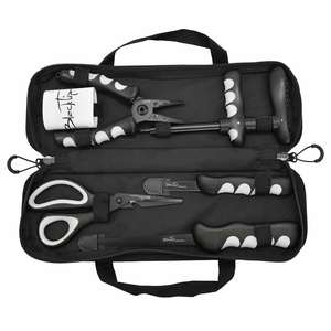 7-Piece Angler Fishing Kit with Case