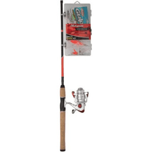 7' Catch More Fish™ Trout/Redfish Spinning Combo