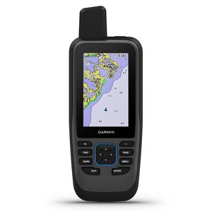 GPSMAP 86sc Handheld GPS with Bluechart G3 Charts