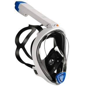 Aria Uno Snorkel Mask Combo, Small/Medium