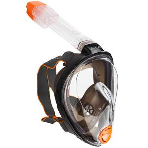 Aria Classic Snorkel Mask Combo, Large/X-Large