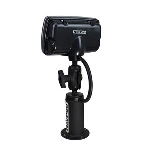 PedestalPod with RAM Mount Pre-Cut for Lowrance Elite-9 Ti and Ti2  Fishfinder/Chartplotter (Carbon Series)
