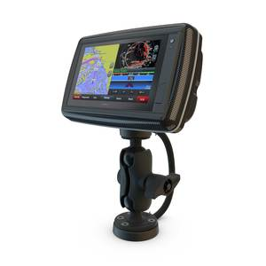 PowerPod with RAM Mount Pre-Cut for Garmin GPSMAP 942xs, 942, 922xs and 922 (Carbon Series)