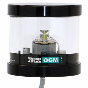 OGM Series LX Collection Mast Mount LED All-Round Navigation Light with Photodiode