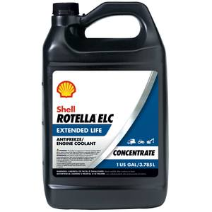Rotella® ELC Concentrate Antifreeze/Coolant, Gallon