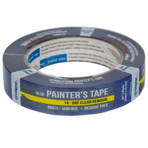 "1"" Blue Painter's Tape"