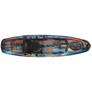 12' The Catch 120 Sit-On-Top Angler Kayak