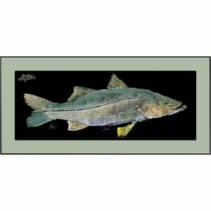 "Snook Floor Mat, 18"" x 40"""