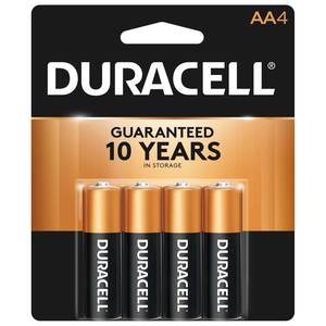 "Coppertop ""AA"" Batteries, 4-Pack"