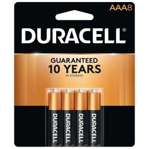 "Coppertop ""AAA"" Batteries, 8-Pack"