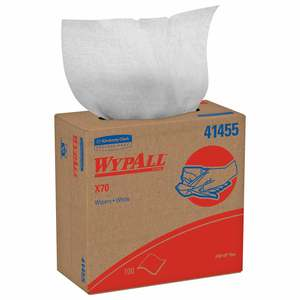 X70 Re-Usable Paper Towels Pop-Up Box