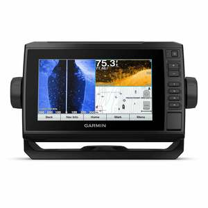 echoMAP UHD 74sv Chartplotter/Fishfinder Combo with GT54 Transducer and US Coastal G3 Charts