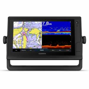 GPSMAP 942xs Plus Multifunction Display with Built In Sonar and G3 Coastal and Inland Charts