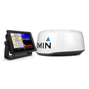 GPSMAP 942xs Plus Chartplotter/Radar Bundle with Built In Sonar, GMR18HD+ Radar Dome and G3 Coastal and Inland Charts