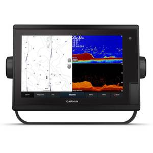 GPSMAP 1242xsv Plus Multifunction Display with Built In Sonar and G3 Coastal and Inland Charts