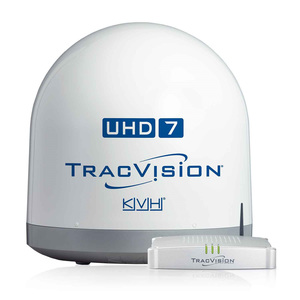 TracVision UHD7 4K Satellite TV Antenna