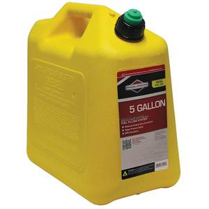 5 Gallon Diesel Fuel Can