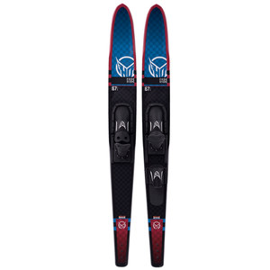 "67"" Freeride Combo Waterskis"