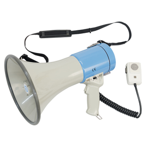 Megaphone, 25W, Battery Powered