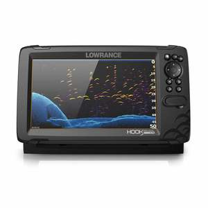 HOOK Reveal 9 Triple Fishfinder/Chartplotter Combo with Tripleshot Transducer and US Inland Charts