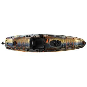 The Catch 130 Hydryve Sit-On-Top Angler Kayak
