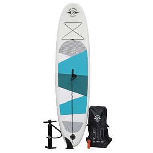 11' Breeze Inflatable Stand-Up Paddleboard Package