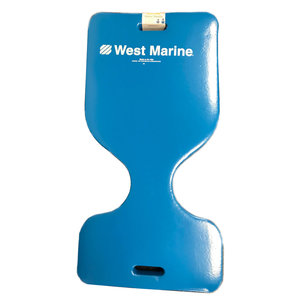 Premium Water Saddle Float, Bahama Blue