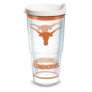 24 oz. University of Texas Tumbler with Lid