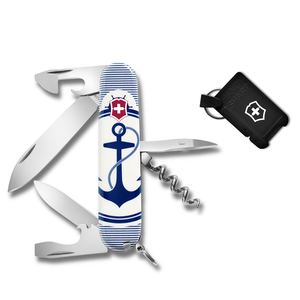 Spartan Anchor Swiss Army Knife with Pocket Sharpener