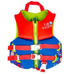 Child Flexback Neoprene Life Jacket