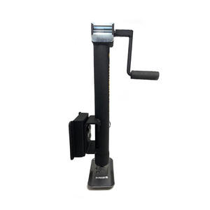 Spring Loaded Swivel Mount Drill Jack 2,000 lb.
