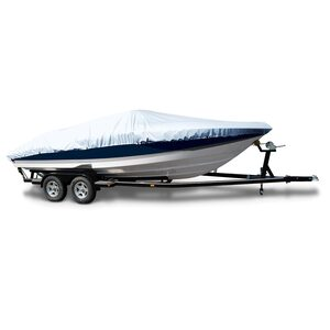 "Storm Gard V-Hull Runabout Boat Cover, 17-19', 102"" Beam"
