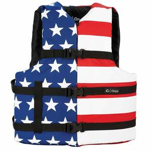 Stars & Stripes Life Jacket
