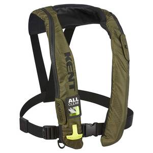 A/M-33 All Clear Automatic/Manual Inflatable Life Jacket