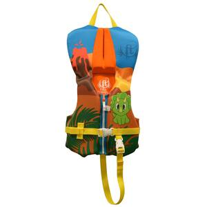 Rapid Dry Flex-Back Life Jacket, Infant 0-30lb.
