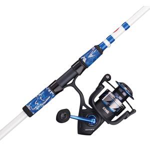 7' Battle® III 4000 LE 2-Piece Spinning Combo