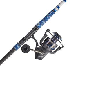 10' Battle III Spinning Combo 8000 LE