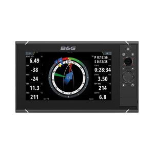 Zeus³ S 9 Multifunction Display with US C-MAP Charts