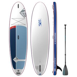 "10'6"" SHUBU Solr Inflatable Stand-Up Paddleboard Package"