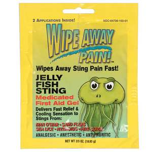 Wipe Away Sting Stop