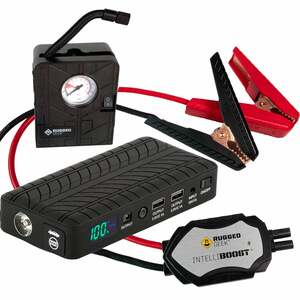 RG1000 Safety Plus Battery Jump Starter