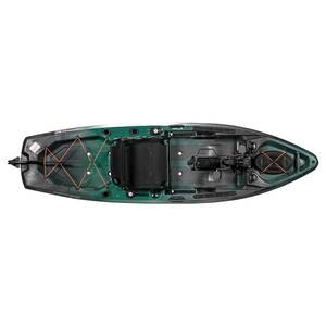 Topwater 106 Sit-On-Top Pedal-Drive Angler Kayak